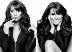 Lea Michele from Glee! (Rachel Berry)