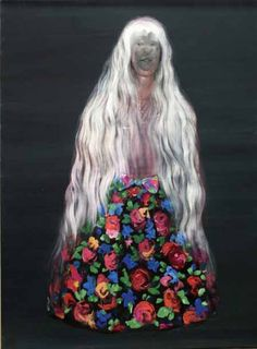 Ewa Juszkiewicz Surrealism, Oil On Canvas, Contemporary Art, Abstract, Illustration, Artist, Painting, Inspiration, Color