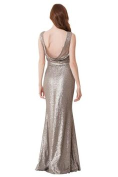 Sequin Bridesmaid Dress Available at Ella Park Bridal | Newburgh, IN | 812.853.1800 | Bari Jay - Style1652, Available in Short (1652-S)