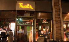 Thalia - NYC.  Great for after-theater dinner!