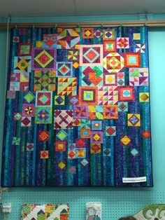 Photo taken at the Quilt Country Shop in Lewisville, Texas | Debbie Burch