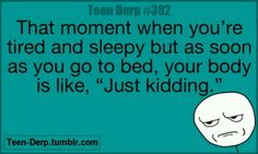 funny sleepy quotes - Dump A Day Funny Sleepy Quotes, Funny Quotes, Jokes Quotes, Great Quotes, Me Quotes, Qoutes, Pain Quotes, Humor, Tired And Sleepy