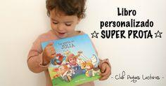 Libro personalizado Super Prota