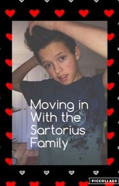 "You should read ""Moving in with the sartorius family (jacob sartorius fan fic )"" on #Wattpad. #fanfiction"