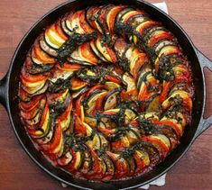 The 3 Week Diet Weightloss - Baked Ratatouille - A foolproof, science-based diet.Designed to melt away several pounds of stubborn body fat in just 21 libras en 21 días! Vegetable Recipes, Vegetarian Recipes, Cooking Recipes, Healthy Recipes, Rice Vegan Recipes, Vegan Yellow Squash Recipes, Healthy Eggplant Recipes, French Food Recipes, Vegan Vegetarian