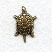 stampings brass (9) - VintageJewelrySupplies.com