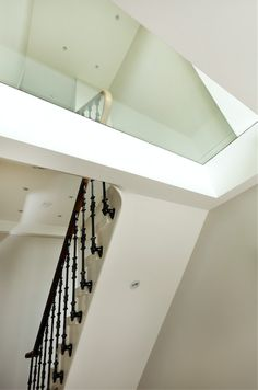 Pull more light into your home with a toughened glass panel fitted flush to the floor