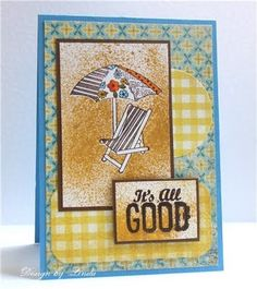 It's all Good - Unity Stamps