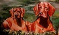 /album/moje-diela/priatelia-jpg/ Dogs, Painting, Animals, Album, Animales, Animaux, Pet Dogs, Painting Art, Doggies