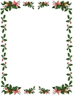 Holly Border