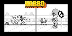The Lido and other public spaces are back. Remember Lido rules: No running, No diving, No kissing (jokes) :-* http://www.habbo.com/