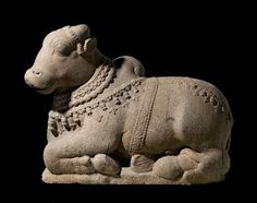 Sacred bull Nandi - Vehicle of Lord Shiva