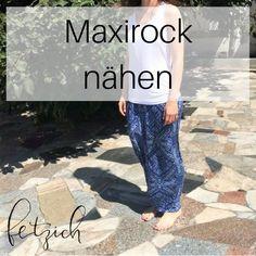 Anleitung Maxirock