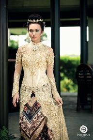 Artika sari devi wedding dress
