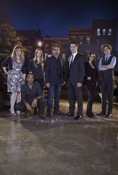 Criminal Minds (New Cast)