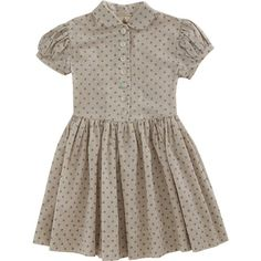 Dagmar Daley camping dress - polka dot