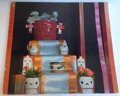 Ken Price Dia De Los Muertos Happy's Curios Mexican Folk Pottery Modern Artist Ceramics Pottery Mexican Arts Signed Author Maurice Tuchman