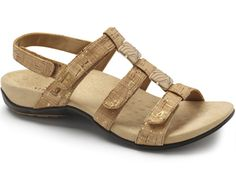f9c3b7826aa0 Vionic by Orthaheel Amber - Women s Arch Support Sandal -  80 Supportive  Sandals