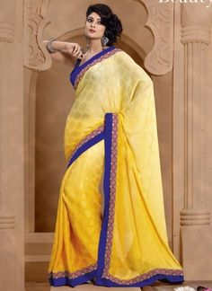 Distinctive Charm Beautiful Indian Saree 3063 http://www.angelnx.com/Sarees