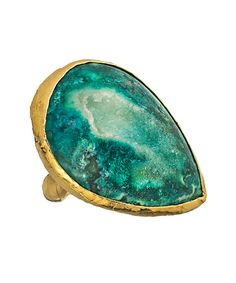 I love the color of this stone.