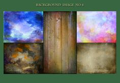 5 Digital Art Background No4Instant Download texture by AszArt