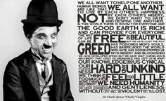 Charlie Chaplin The Great Dictator Inspiration Pinterest within The Great Dictator Tattoo regarding Tattoo Art