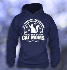 Happy National Cat Day! Any cat moms out there? This one's for you.