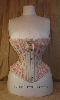 Damenunterwäsche Brokat-corsage Von Luxury & Good Dessous Fine Workmanship