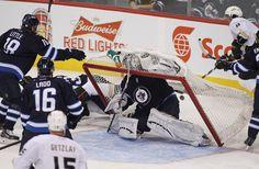 Anaheim Ducks at Winnipeg Jets - 10/06/2013