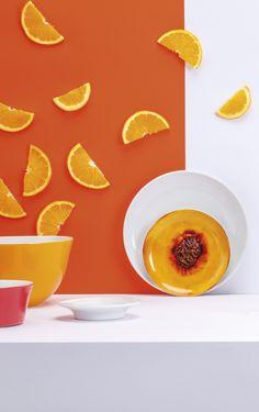 Freche Früchtchen, Fruity Beauties, summer collection KAHLA Porcelain