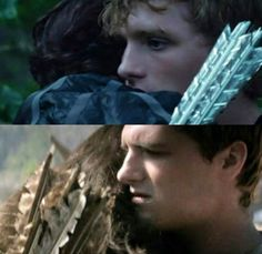 Everlark Parallels- First and Last Movie