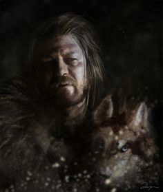 Ned Stark - Gra o Tron / Game of Thrones