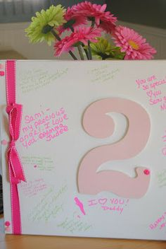 Birthday Memory Board - Reasons To Skip The Housework