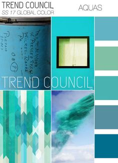 Trend Council: Long Term Global Palettes SS 2017 - Trends (#586053)