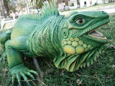 iguanas en porcelana fria - Buscar con Google