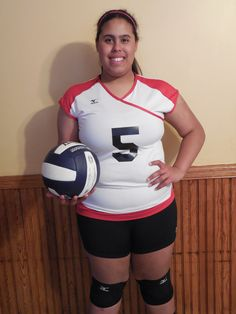 #USAV pin it to win it16 Posed picture of me. By Morgan W. Congrats to Morgan Pandi who qualifies for the grand prize!