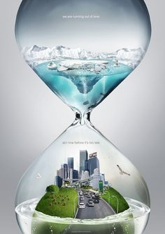 We are running out of time, act now before it's too late.