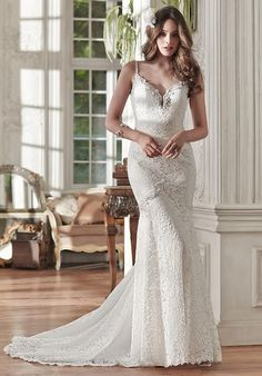 Maggie Sottero Paigely Wedding Dress - The Knot $409.99 Maggie Sottero