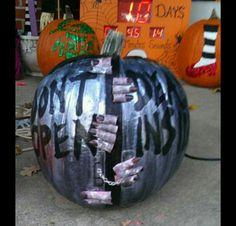 Jack-o-Lantern Halloween Pumpkins, Halloween Crafts, Happy Halloween, Halloween Decorations, Halloween Party, Halloween Ideas, Halloween Stuff, Diy Projects Home Improvement, Dont Open Dead Inside