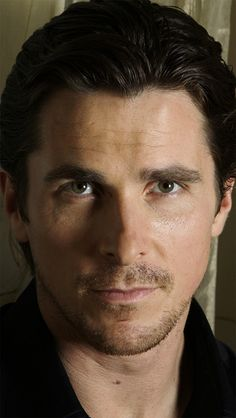 Christian Bale - this is too much. Stop it Christian.