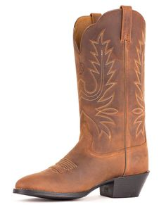 These are nice boots! I like Ariat's the best but could settle for Justin's or Laredo's those are nice too!!!