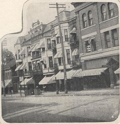 The Former Berry Hotel And Crippen Court Street Diner Sits At Location Of Athens Ohioberryuniversityblueberrycolleges