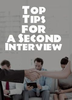 what to bring to a second interview
