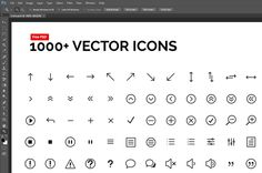1000+ Vector Icon Set Vector Icons, Vector Free, Icon Set, Graphic Design, Visual Communication, Icons