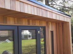 Western Red Cedar Cladding – MILL WORKS More
