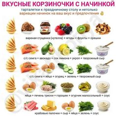 Snacks – the basis is, and mix the filling as x … - Nutella 2019 Good Healthy Recipes, New Recipes, Salad Recipes, Snack Recipes, Cooking Recipes, Best Party Food, Good Food, Yummy Food, Food Garnishes