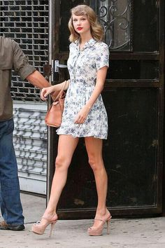 Taylor in NYC (7/9/14)