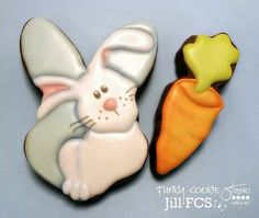 1000 Images About Bunny Decorated Cookies And Cake Pops On Pinterest
