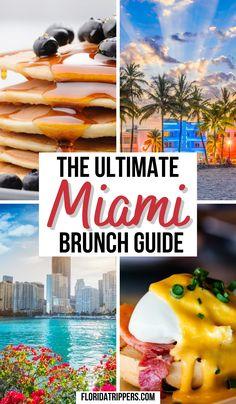 15 Best Places for Breakfast in Miami | brunch in miami | best brunch in miami | best brunch miami | best brunch miami beach | best brunch in south beach miami | best places for brunch in miami | best brunch places in miami | best brunch spots in miami | miami brunch spots | #miamiflorida #miamibrunch