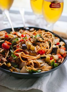 Looking for Fast & Easy Main Dish Recipes, Pasta Recipes, Vegetarian Recipes! Recipechart has over free recipes for you to browse. Find more recipes like Spicy Roasted Ratatouille with Spaghetti. Ratatouille, Vegetarian Recipes, Cooking Recipes, Healthy Recipes, Spaghetti Recipes, Pasta Recipes, How To Cook Pasta, Pasta Dishes, Squash